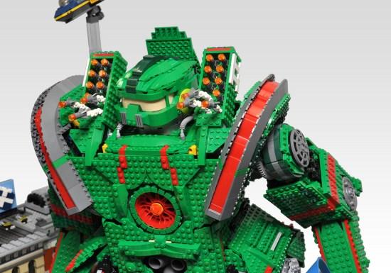 Pacific Rim Lego 3