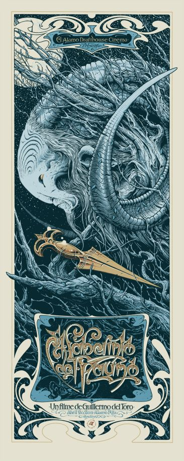 Pan's Labyrinth Regular - Aaron Horkey