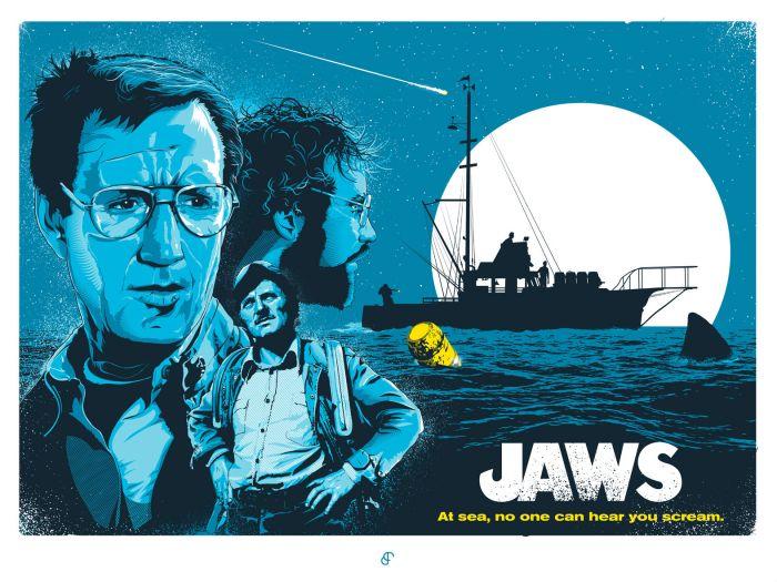 Patrick Connan - Jaws