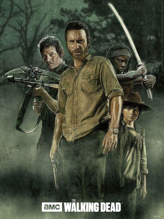 Paul Shipper - Walking Dead