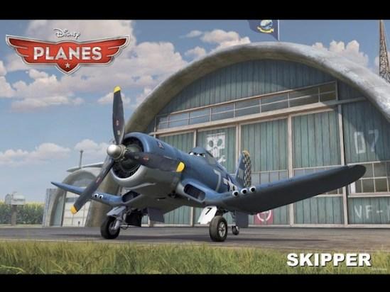Planes - Skipper