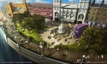 Potter Diagon Concept London