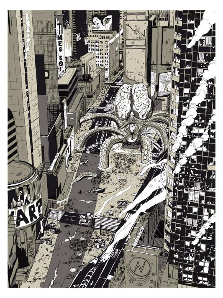 Raid71 - Watchmen