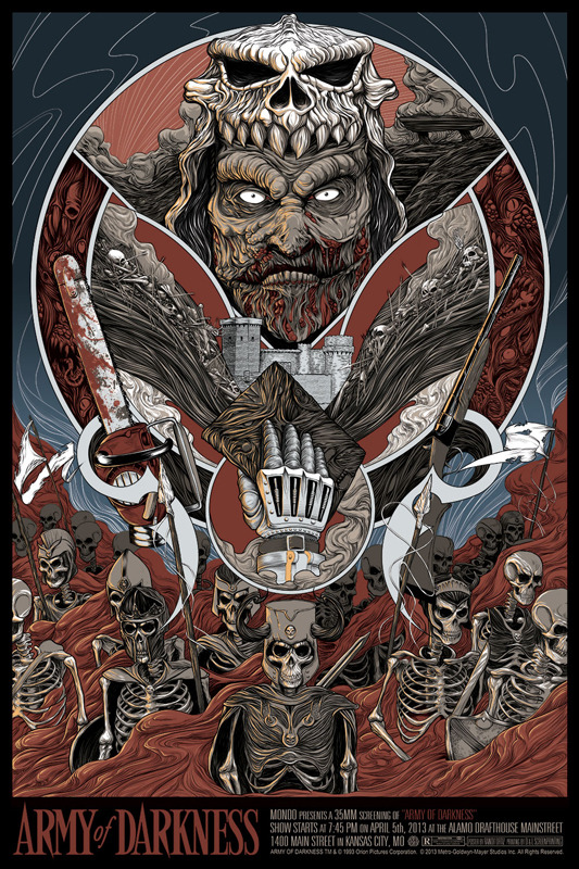 Randy Ortiz - Army of Darkness