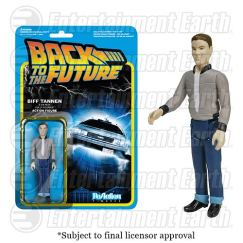 ReAction Back to the Future Biff