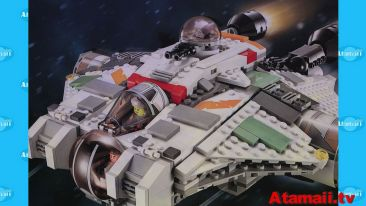 Rebels Ghost Lego