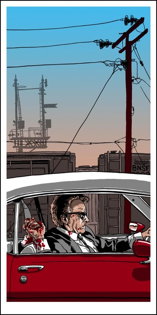 Reservoir Dogs - Tim Doyle