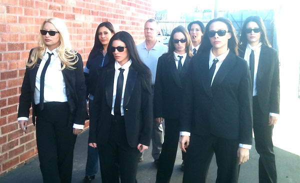 Reservoir Dogs XXX