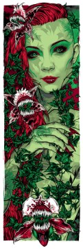 POISON IVY solo print NEW variant