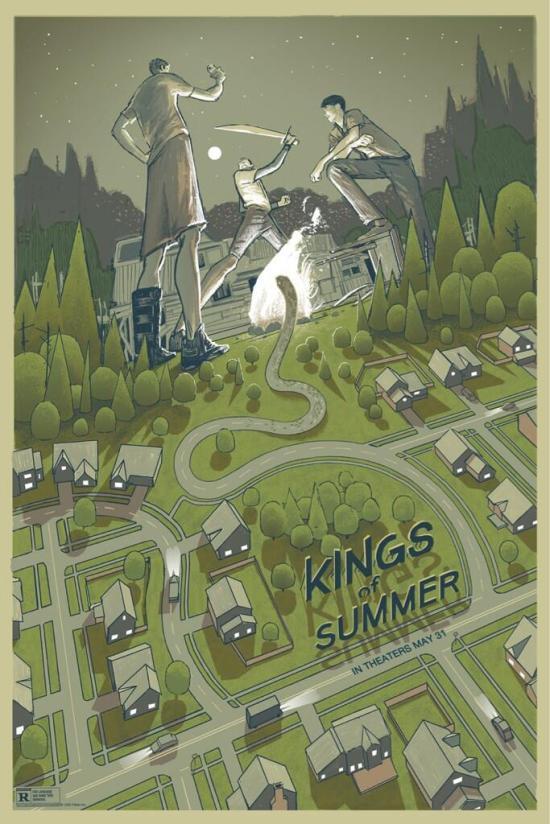 Rich Kelly - Kings of Summer