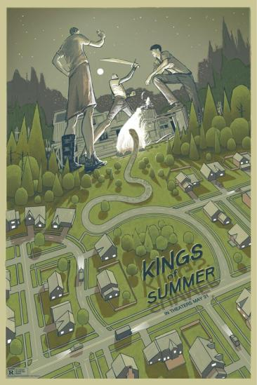Rich Kelly - Kings of Summer
