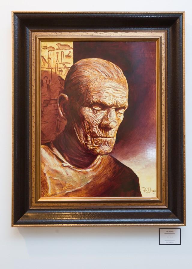 Rick Baker - The Mummy
