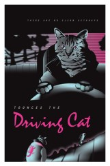Ridge - Toonces The Driving Cat