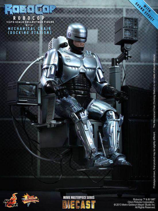 RoboCop Chair 1