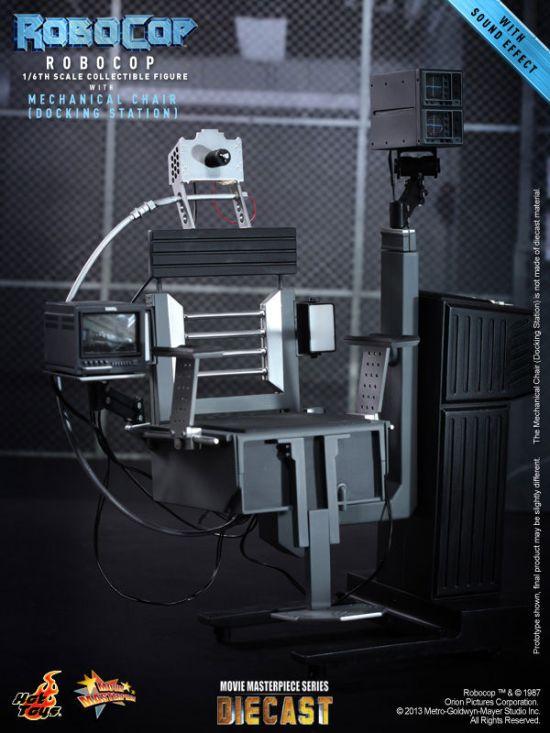 RoboCop Chair 4