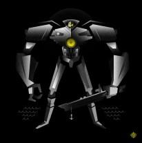 Robot Soda - Pacific Rim