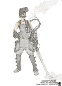 Steampunk Luke