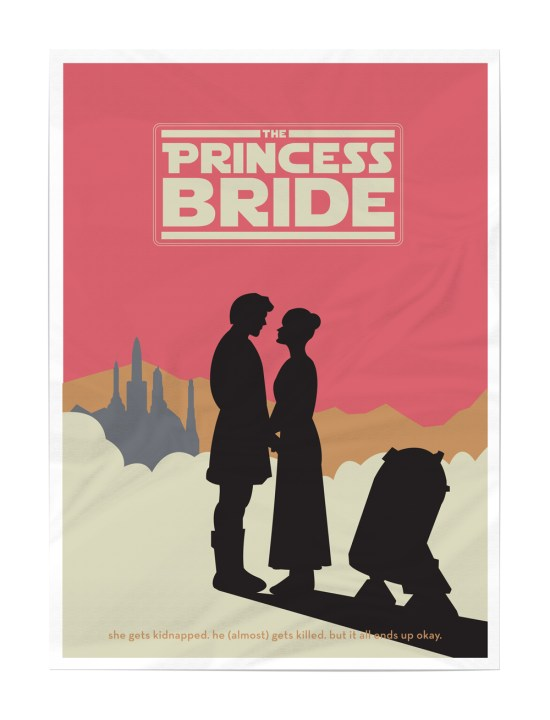 Star Wars The Princess Bride