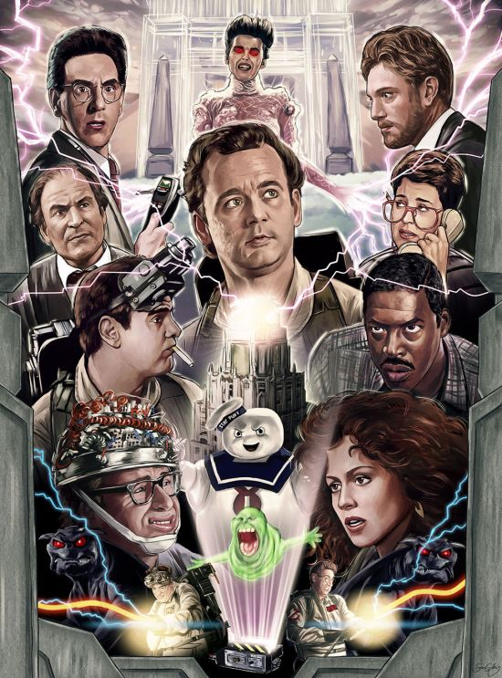 Sam Gilbey - Ghostbusters