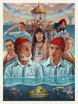 Sam Gilby - Life Aquatic
