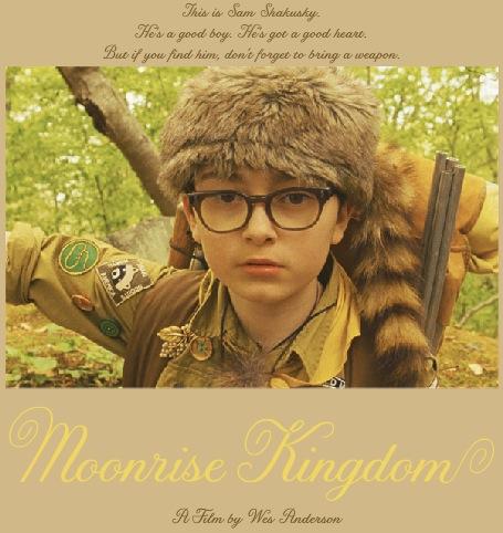 Sam - Moonrise Kingdom