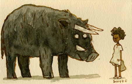 Scott C - Beasts of Southern Wild