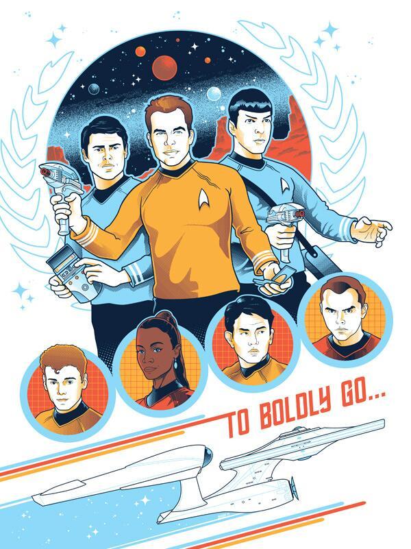 Scott Derby - Star Trek