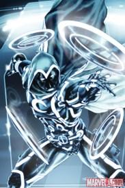 Secret Avengers Tron Variant