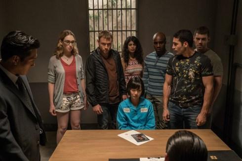 Sense8 season 2 - sensates cluster group photo