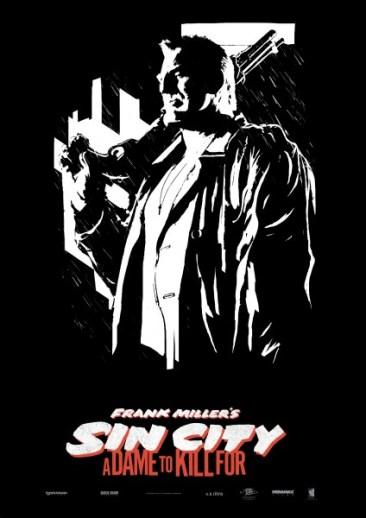 Sin City 2 Poster Marv