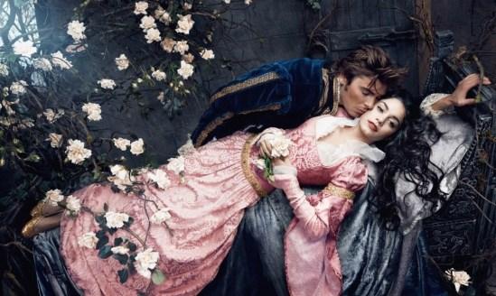 Sleeping Beauty (Zac Efron and Vanessa Hudgens)