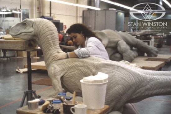 Stan Winston Raptor 3