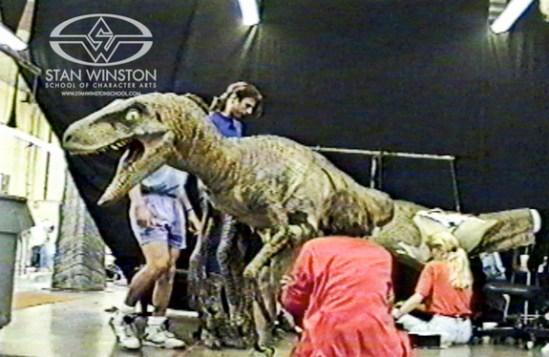Stan Winston Raptor 4