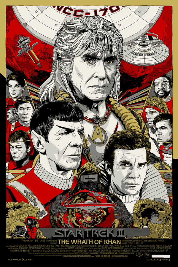 Star Trek II: Wrath of Kahn - Stout