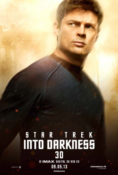 Star Trek Into Darkness - Bones