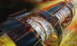 Star Trek game concept art 2