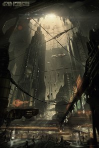 Star Wars 1313 Concept Art 12