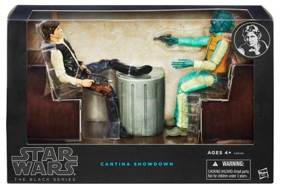 Star Wars Black Series - Cantina Showdown