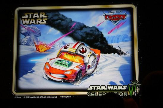 Star Wars Cars 3