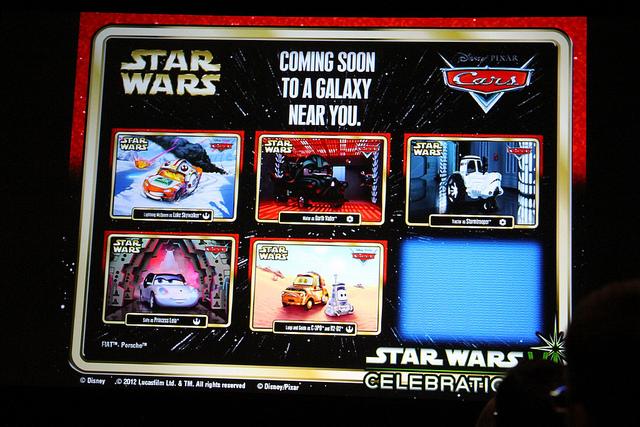 Star Wars Cars 7
