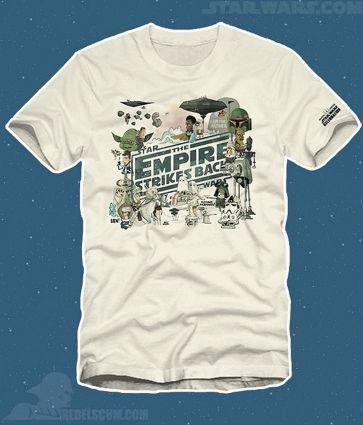 Star Wars Celebration T-Shirt 8