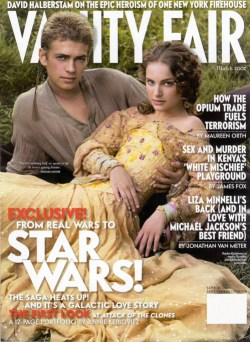 Star Wars Episode II Vanity Fair
