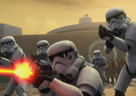 Star Wars Rebels (2)
