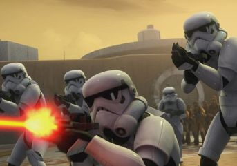 Star Wars Rebels (2)