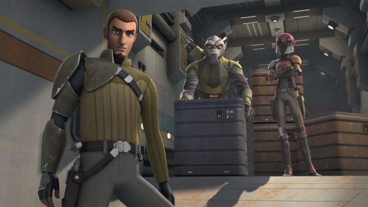 Star Wars Rebels Trailer 1