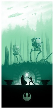 Star Wars Return of the Jedi by Marko Manev