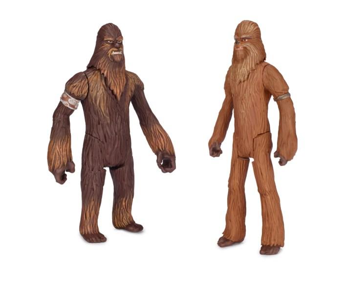 Star Wars toys - Wookiees