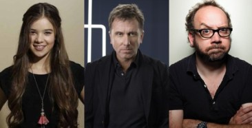 Hailee Steinfeld / Tim Roth / Paul Giamatti