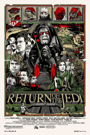 Tyler Stout Return of the Jedi