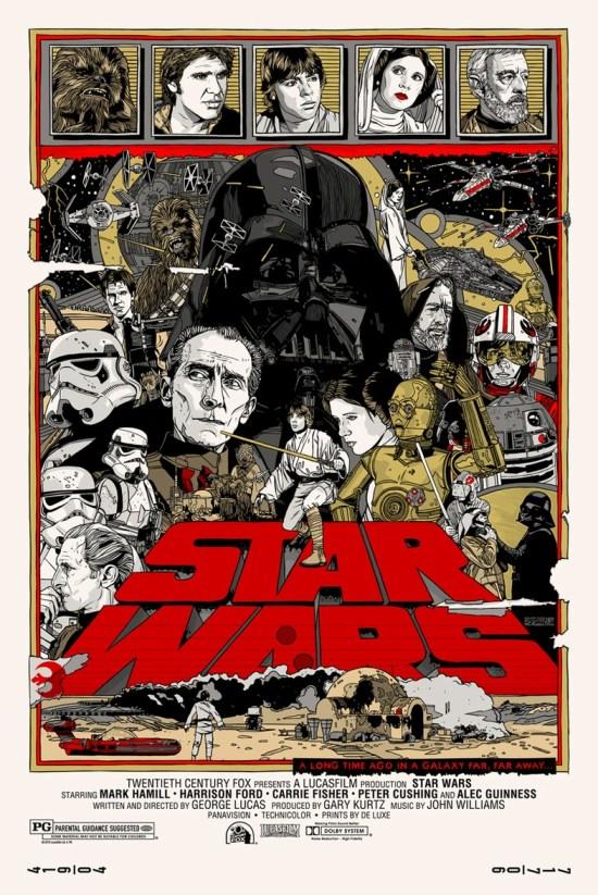 Tyler Stout Star Wars